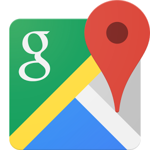 Powered by Google Map